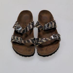 Birkenstock Black Sandals Size 37